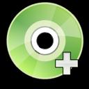 Dev, Disc, Dvdr, Plus icon