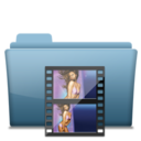 folder,movie,film icon