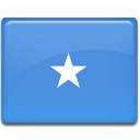 flag, somalia, country icon