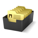 Card, File icon