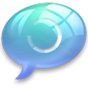 connect2 Light Blue icon