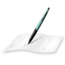 writing, document, write, file, edit, text icon