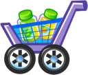 cart, shopping, ecommerce icon