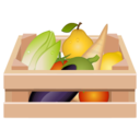 fruits,vegetables icon