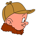 Elmer, Fudd, Hunting icon