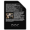 doc, document, file, docx icon