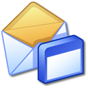 monitor, letter, computer, email, envelop, screen, display, mail, message icon