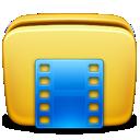 Folder, , Videos icon