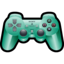 Sony Playstation Green icon