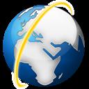 Connexion, Internet icon