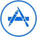 mac, app, store icon