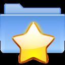 Places folder favorites icon