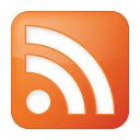 rss, social, feed, orange icon