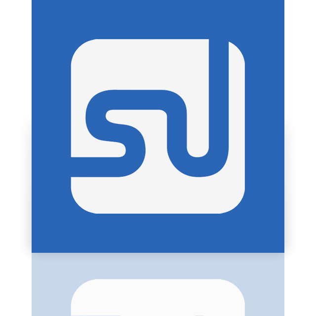 stumbleupon, mirror, alt icon