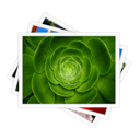 photos, pictures, collage, images, image, picture stack icon