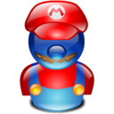 mario,cartoon icon