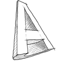 letter, autocad, a icon