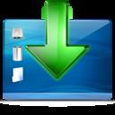 add,desktop,arrow icon