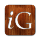 igoogle, square, logo, igooglr icon