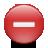 Minus, Orb icon