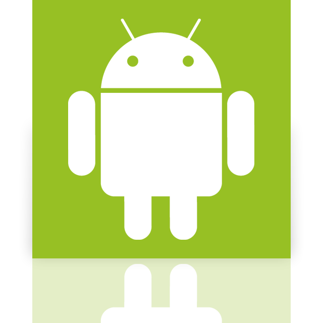 android, mirror icon