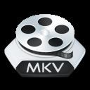 Mkv, Video icon