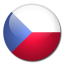 republic, country, flag, czech icon