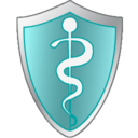 health,care,shield icon