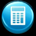 calculator, calculation, business, calc icon