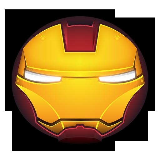 mark, iv, man, iron icon