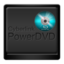 powerdvd, cyberlink icon