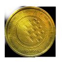 gold, coin, webmoney icon