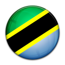 flag, tanzania, country icon