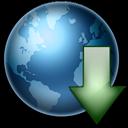 decrease, fall, down, world, globe, descend, planet, download, earth, descending icon