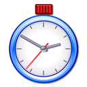 stopwatch, clock, ktimer, timer icon