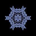 snow, flake icon