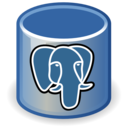 database,postgres,db icon