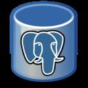 database,postgres,db icon