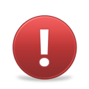 exclamation, alert, warning icon