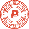 Paypal, Stamp icon