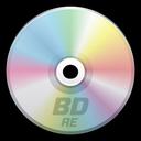 blu-ray, dvd, disc, cd, bluray, bd icon