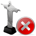 cristoredentor,close,no icon