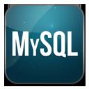 Mysql, Px icon