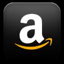 amazon black icon
