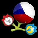 Czech, Euro, Republic icon