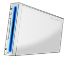 , Side, View, Wii icon