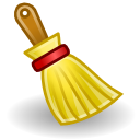brush, clear, broom, sweep icon