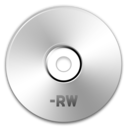 cd,rw,disc icon
