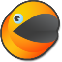gaming, pacman, game icon