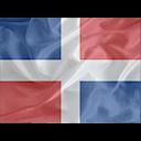 Regular Dominican Republic icon